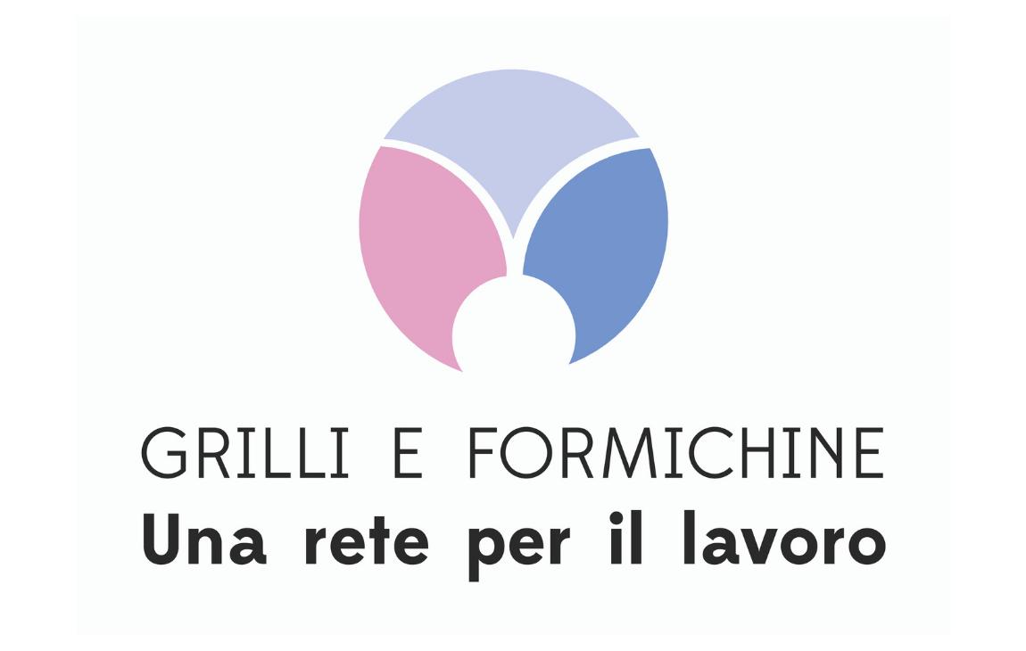Grilli e formichine_logo
